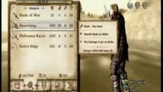 Oblivion Rare item - Fin Gleam thumbnail