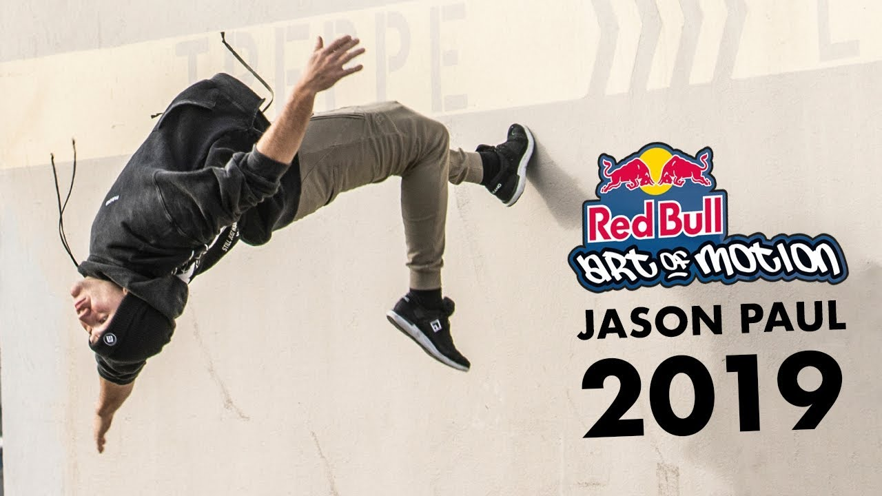 Jason Paul - Red Bull Art of Motion Submission 2019