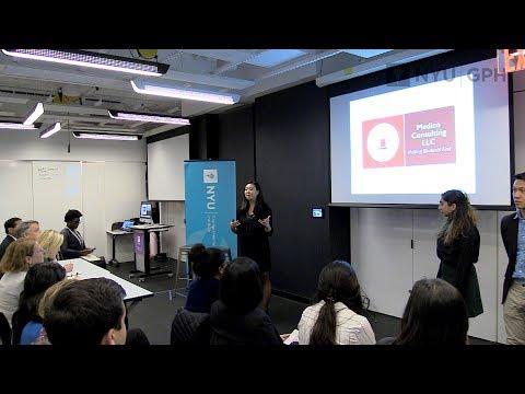 Public Health Entrepreneurial Ventures Course Final Presentations