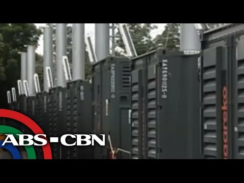 DOE mulls state of emergency with low Luzon power reserves