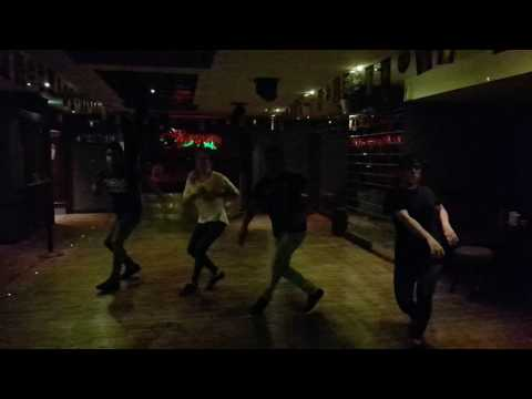 Izmael and salsa dublin Team  choreography Pancho &  ramona
