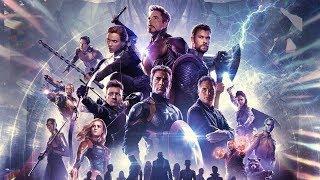 The Avengers Endgame Marathon Teaser Audience Reactions