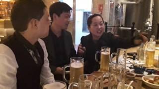 Обучение китайскому под пивом