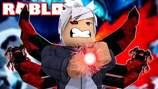 I RETURNED to PLAY the TOKYO GHOUL DE ROBLOX-Ro Ghoul (Roblox) ‹ Ine ›