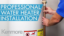 Why Buy Sears Professional Water Heater Installation?
