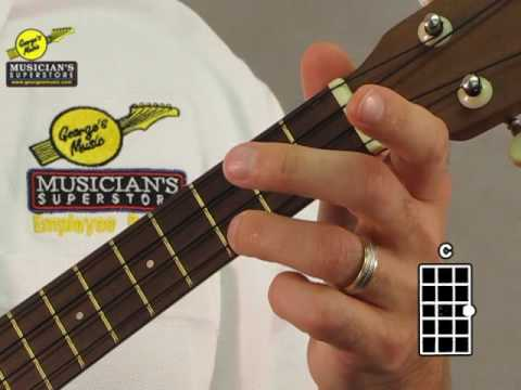 Tom Petty Wildflowers Ukulele Lesson Georges Music Youtube