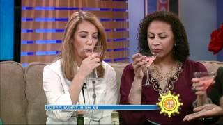 Summertime Wine Slushies