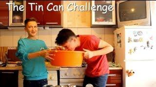 #5 Вызов принят: The Tin Can Challenge