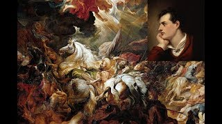 Lord Byron is the quintessential dark and dashing figure of poetry described by his lover Lady Caroline Lamb as mad bad and dangerous to know