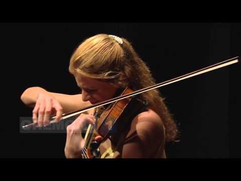 Concerto di Maristella Patuzzi con il violino Stradivari Cremona 1687 ex bello Mary Law