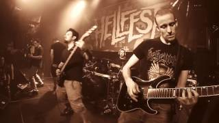 Blood Ages - Face the Vigrid (Live soirée Hellfest 2014)