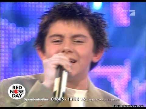 Declan Galbraith - Angel (Live)