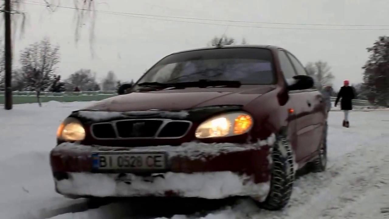 неНародний автомобіль Zaz Daewoo Sens