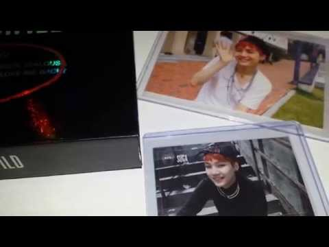 Ma collection de photo, goodies, album... de SUGA BTS