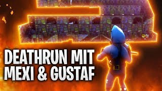 DEATHRUN MIT MEXI & GUSTAF! 🏅 | Fortnite: Battle Royale