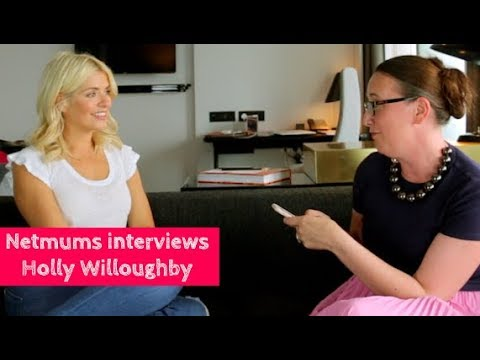 We ask Holly Willoughby ALL the big parenting questions