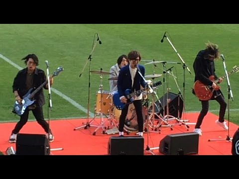 BLUE ENCOUNT 「はじまり」 全国高校サッカー選手権 応援歌 (埼玉スタジア�)