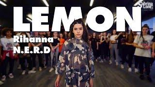 N.E.R.D & Rihanna -  Lemon | Street Dance| Choreography Sabrina Lonis