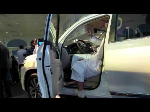 Land Cruiser 2016 launch Bahrain