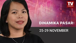 InstaForex tv news: Dinamika Pasar (November 25 – 29)