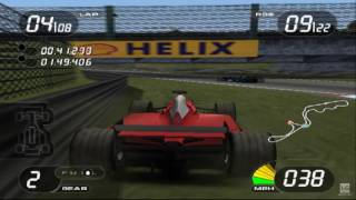 Formula One 2001 PS2 Gameplay HD