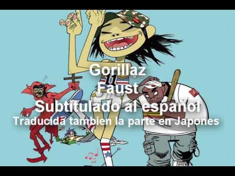 Gorillaz  Faust subtitulado al español HD