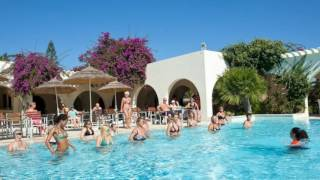 Тунис отели.Seabel Alhambra Beach Golf & Spa 4*. Порт-Эль-Кантауи, Обзор