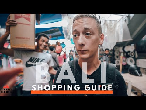 DIRT CHEAP Ubud Bali Shopping ( With Prices $$ ) - Explore Indonesia Market 🇮🇩
