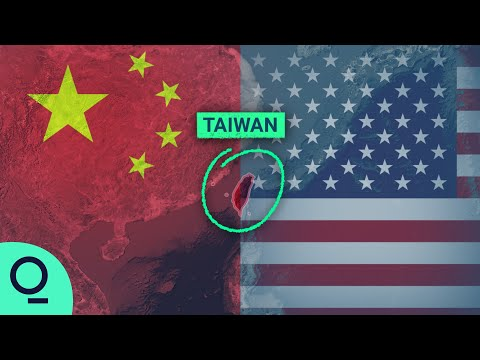 How Taiwan Became the Biggest Risk for a U.S.-China Clash
