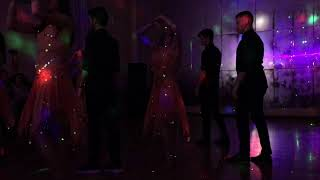Kizomba show Leo Dance team