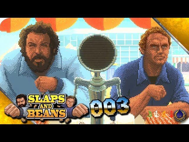 SLAPS AND BEANS 👊 [003] Würstchen und Bierchen