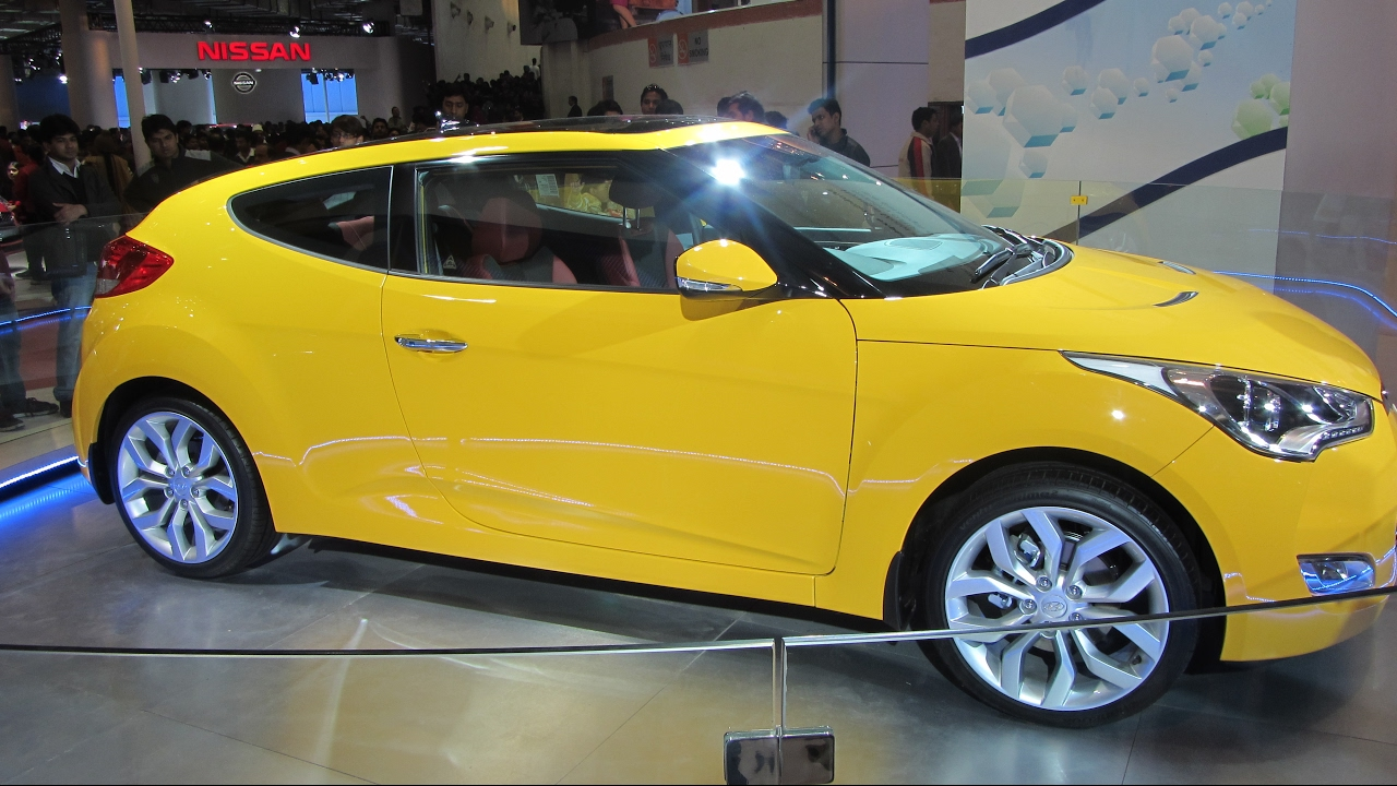 Upcoming Hyundai Veloster In India Hyundai Sports Car Youtube