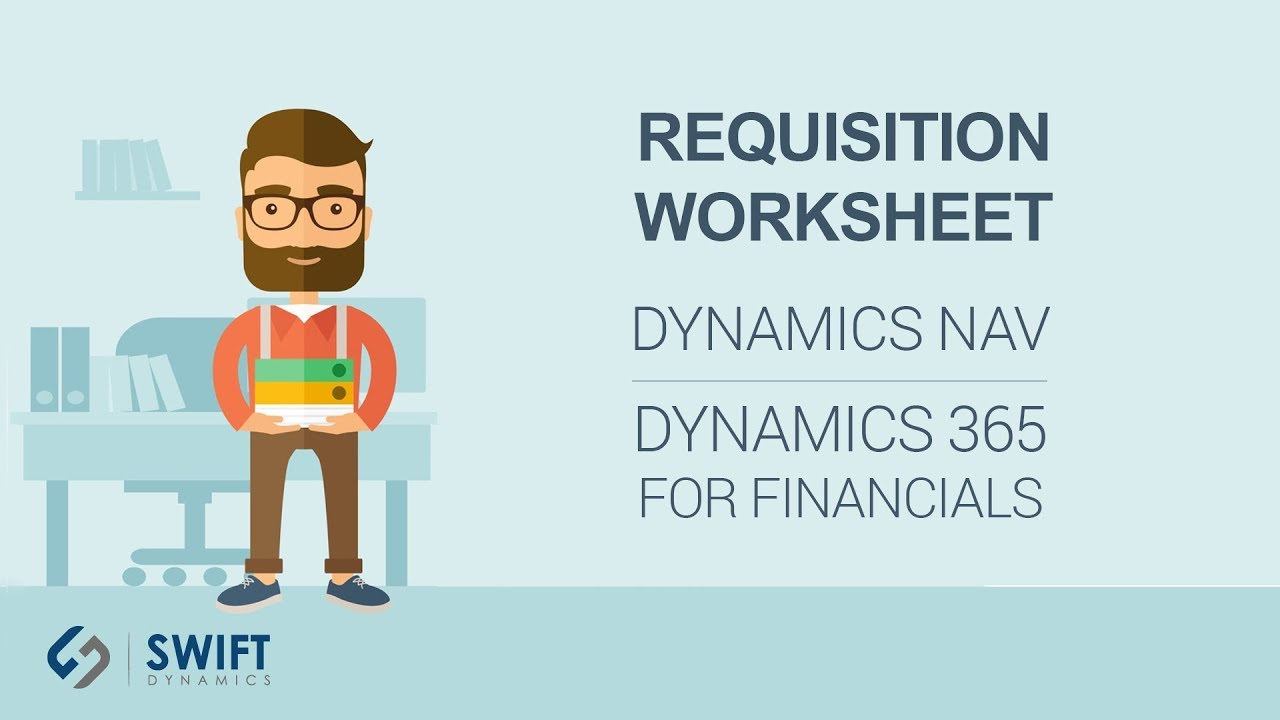 Requisition Worksheet in Dynamics NAV - YouTube