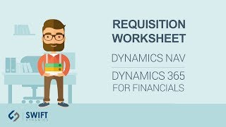 Requisition Worksheet in Dynamics NAV