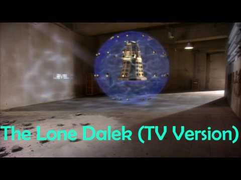 Doctor Who Unreleased Music - Dalek - The Lone Dalek (TV Version)