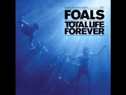 Foals - Blue Blood Lyrics