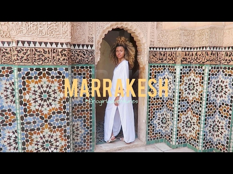 The BEST Things To Do In Marrakesh! #FroGirlAdventures