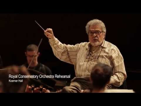 Leon Fleisher at The Royal Conservatory of Music