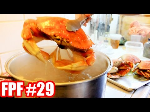 BOILING CRAB (AT HOME) | Food Porn Friday #29