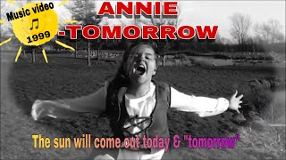 Tomorrow Annie (Cover) Songs - Music Video - Singing - By 11 Year Old Young Girl Jodie State