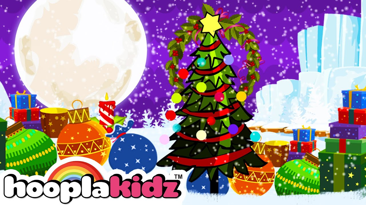 12 days of christmas christmas carols by hooplakidz youtube