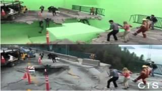 Amazing cinema tricks