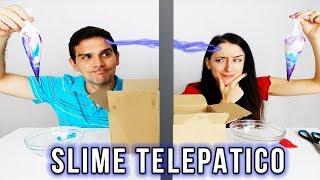 SLIME TELEPATICO CON LE SAC A POCHE !!!
