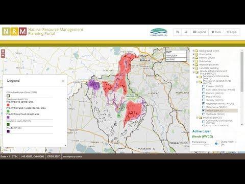 Corangamite Natural Resource Management Planning Portal - short documentary film