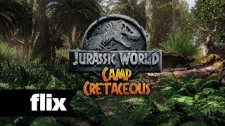 Jurassic World: Camp Cretaceous - First Look (2020)