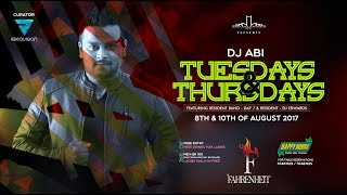 Rextaurean   DJ Abi   Fahrenheit - August 2017