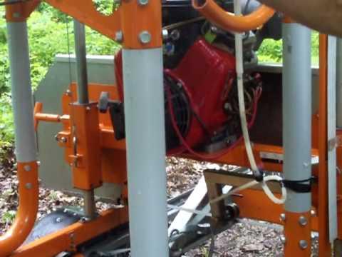 Norwood Lumbermate Lm29 Portable Sawmill Pilorama 0014g