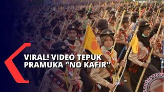 Heboh Video Tepuk Pramuka Berbau SARA, Mahfud MD Angkat Bicara