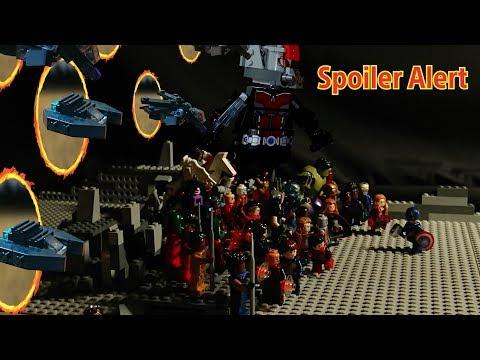 LEGO Avengers Endgame #16