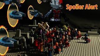 """LEGO Avengers Endgame #16 """"Avengers Assemble"""" / endgame assemble scene"""